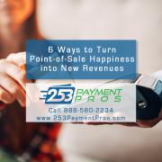 Turn point-of-sale customer happiness into referrals, reviews and repeat visits.