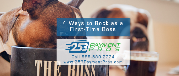 New Franchise Owner - 4 Ways to Rock as a First-Time Boss