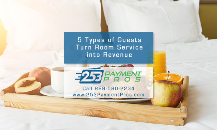 Hotel Marketing - 5 Guest Types Turn Hotel Room Service Into Revenue