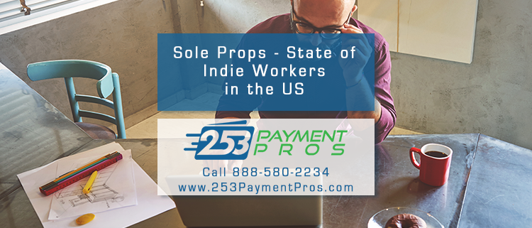 Rise of Independent Workers in the US - Survey Infographic and Stats