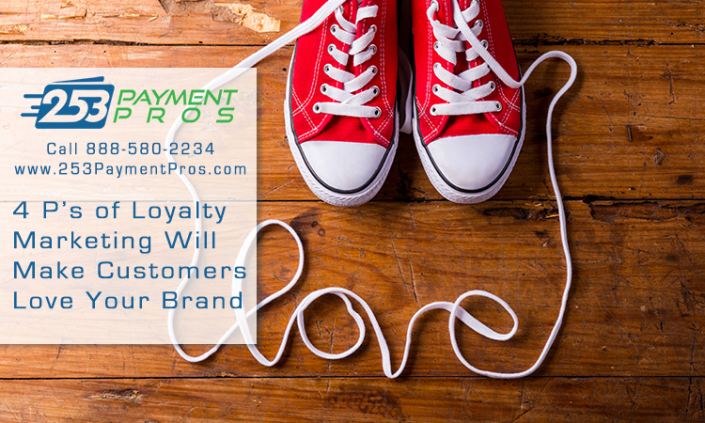 4 Ps of Loyalty Marketing that Make Our Customers Love Us