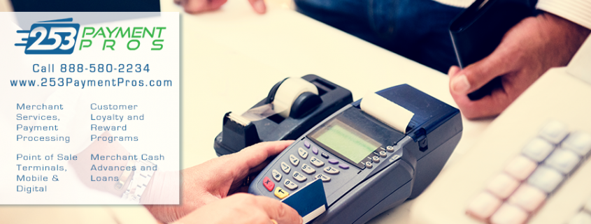 POS marketing point of sale merchant services payment processing