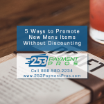 Restaurant Marketing - 5 Ways to Promote New Menu Items Without Discounting