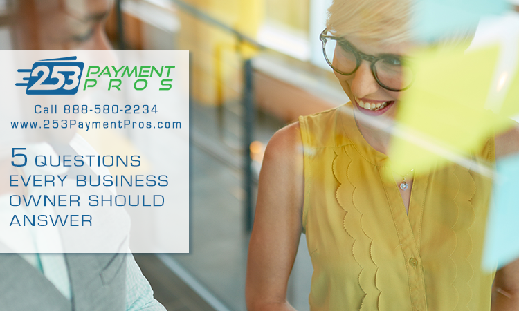 5 Questions Business Owners Should Ask Themselves