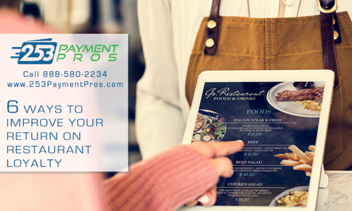 6 Ways to Improve Restaurant Loyalty Marketing ROI