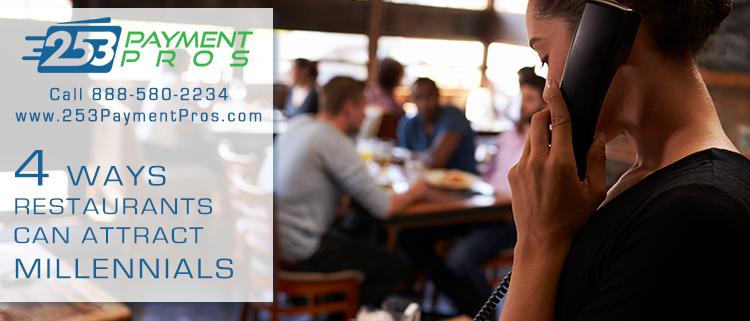 4 ways restaurants attract millennials