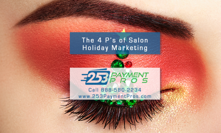 The 4 P's of Salon Holiday Marketing