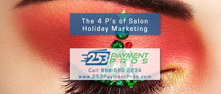 The 4 P's of Salon Holiday Marketing
