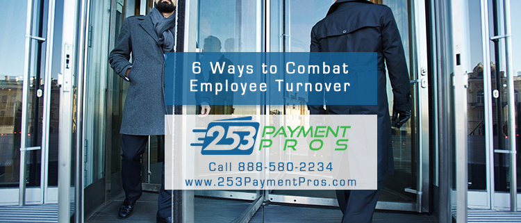 6 Ways to Slow Down High Employee Turnover