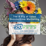 The 4 P's of Summertime Salon Marketing